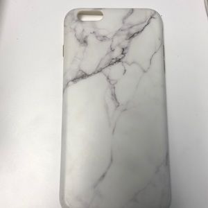 Other - iPhone 6 Plus marble case